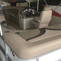 2016 Play Craft Hampton 2485 XLT tritoon, 5