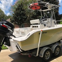 2008 Sea Fox 216C Center Console, 12