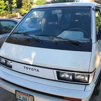 1984 Toyota Passenger Van LE, 5