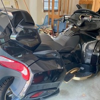 2018 Can-Am SPYDER RT LIMITED 10 YEAR ANNIVERSARY BIKE, 3
