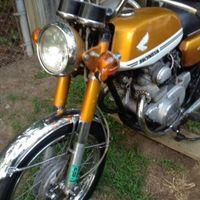 1972 Honda CB 175, 2