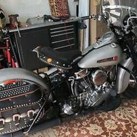 1948 Harley Davidson El Panhead, 0