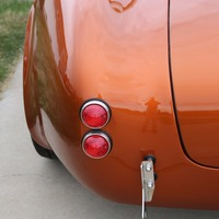 2020 Backdraft Shelby Cobra 1965 Replica Roadster, 6