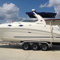 2005 Sea Ray Sundancer 280DA, 2