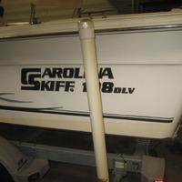 2012 Carolina Skiff 198 DLV, 1