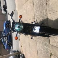 2001 Kawasaki W650, 2