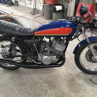1974 Kawasaki H1E, 6