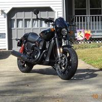 2017 Harley Davidson XG750A Street Rod, 8