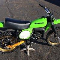 1978 Kawasaki A4 KX 125, 0