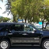 2008 Chevrolet Tahoe Hybrid Sport Utility 4-Door, 1