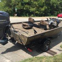 2016 G3 Boats Sportsman 17 Camo, 7
