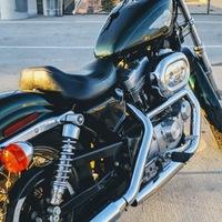 1996 Harley-Davidson Sportster 883, 5
