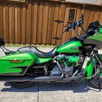 2017 Harley Davidson Road Glide Custom, 26