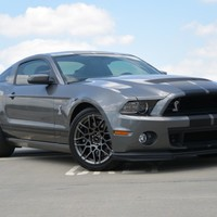 2013 Ford Mustang Shelby GT500, 3