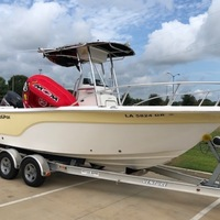 2008 Sea Fox 216C Center Console, 0