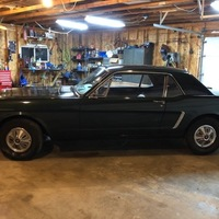 1965 Ford Mustang, 0