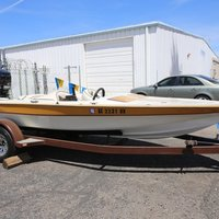 1986 Commander Boats BowRider 16, 1