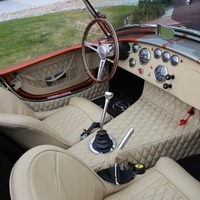 2020 Backdraft Shelby Cobra 1965 Replica Roadster, 20