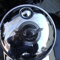 2013 Harley-Davidson ultra classic cvo anniversary, 2
