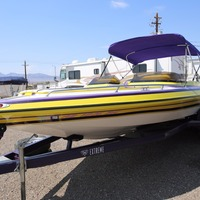 1995 Commander Bow rider Open bow 21, 7