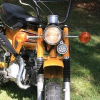 1979 Honda CT70, 2
