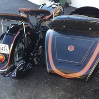 1939 Indian Motorcycle Chief, 4