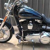 2007 Harley-Davidson Dyna, 1
