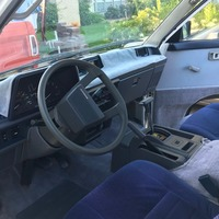 1984 Toyota Passenger Van LE, 6