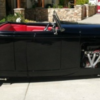 1932 Ford Dearborn Roadster, 0