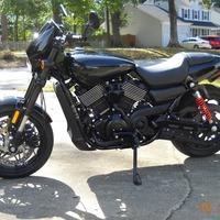 2017 Harley Davidson XG750A Street Rod, 2