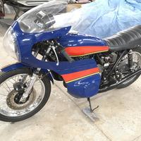 1974 Kawasaki H1E, 8