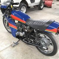 1974 Kawasaki H1E, 10