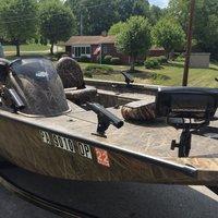 2016 G3 Boats Sportsman 17 Camo, 2