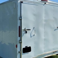 2017 Jackson Creek Enclosed Trailer, 1