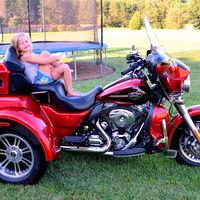 2012 Harley Davidson Tri-Glide Ultra, 0