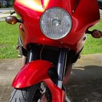 2002 Moto Guzzi V11 LeMans, 3