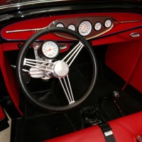 1932 Ford Dearborn Roadster, 4