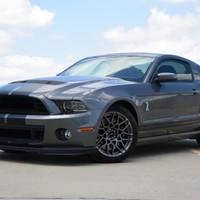 2013 Ford Mustang Shelby GT500, 11