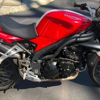 2011 Triumph Speed Triple Special Edition, 1