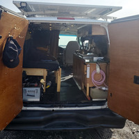 2007 Quigley 4x4 Ford E250 Stealth Camper Van Quigley 4x4 Ford E250  Stealth Camper Van, 3