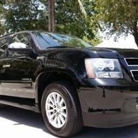 2008 Chevrolet Tahoe Hybrid Sport Utility 4-Door, 0