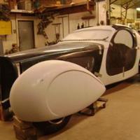 1937 Bugatti replica Type 57s, 1
