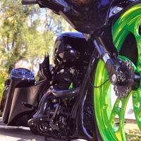 "2011 Custom 30"" Harley Davidson Electra Glide Ultra Limited Electra Glide Ultra Limited., 10"