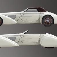 1937 Bugatti Drophead, 0