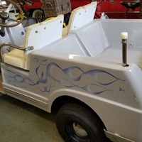 1969 Harley-Davidson Golf Cart for Local Pickup Only Golf Cart, 8