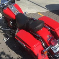 2004 Firefighter Edition Harley Davidson Road King FLHRI, 4