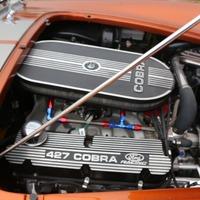 2020 Backdraft Shelby Cobra 1965 Replica Roadster, 13