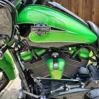 2017 Harley Davidson Road Glide Custom, 6