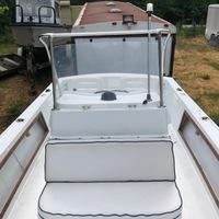 1980 Mako 23  inboard, 2