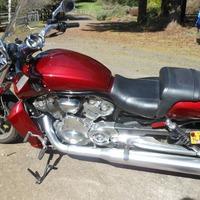 2009 Harley-Davidson muscle, 1